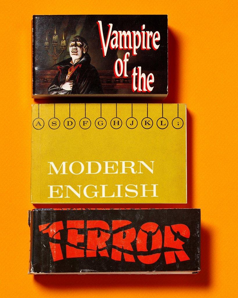 Modern Terror Cut Up