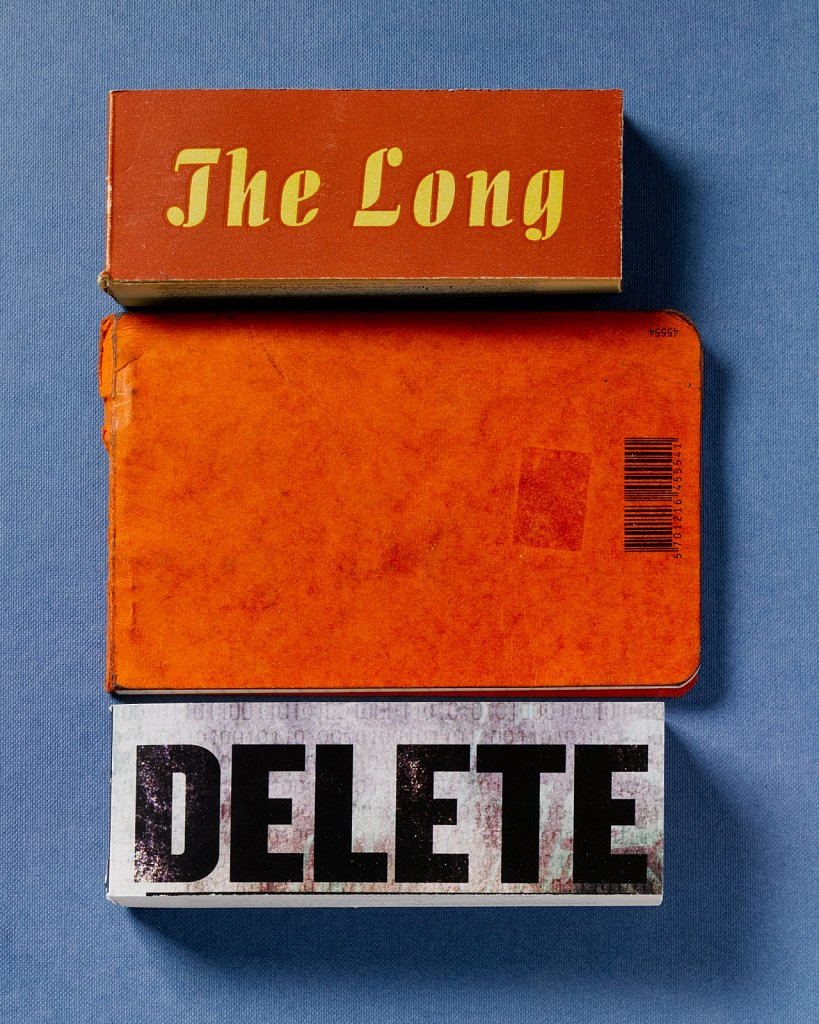 The Long Delete Cut Up